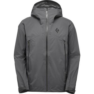 ブラックダイヤモンド ジャケット&ブルゾン メンズ アウター Black Diamond Men's Helio Active Shell Jacket Slate