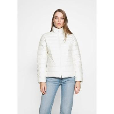 ラルフローレン レディース ジャケット&ブルゾン アウター FILL JACKET - Down jacket - warm white warm white