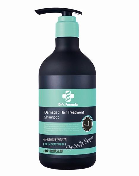Dr's Formula台塑生醫 受損修護洗髮精580g