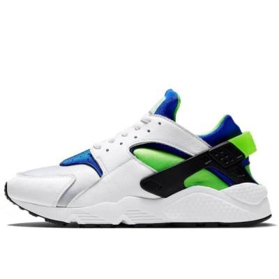 ナイキ エア ハラチスクリームグリーン(2021) 27.5cm Nike Air Huarache Scream Green (2021) DD1068-100 安心の本物鑑定