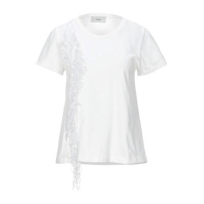 RAME T シャツ ホワイト 0 コットン 100% / ポリエステル T シャツ