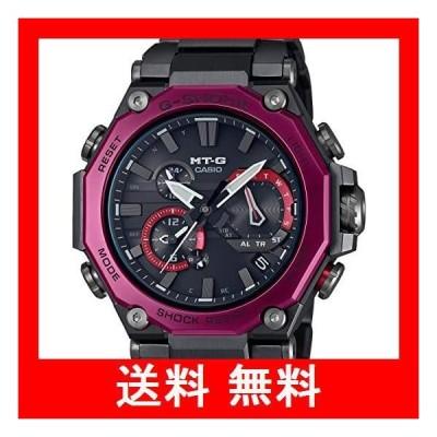 [カシオ] 腕時計 ジーショック MT-G Bluetooth 搭載 電波ソーラー デュアルコアガード構造 MTG-B2000BD-1A4JF メン