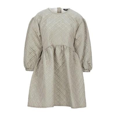 SISTER JANE ミニワンピース&ドレス グリーン S ポリエステル 100% ミニワンピース&ドレス