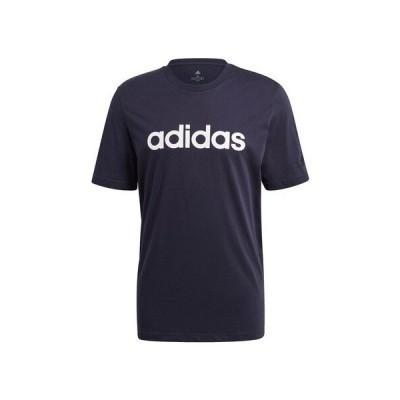 アディダス(adidas) Tシャツ メンズ 半袖 エッセンシャル エンブロイダード リニアロゴ 29192-GL0062 カットソー (メンズ)