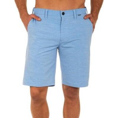 ハーレー メンズ ハーフパンツ・ショーツ ボトムス Hurley Men's Dri-FIT Cutback Shorts Pacific Blue