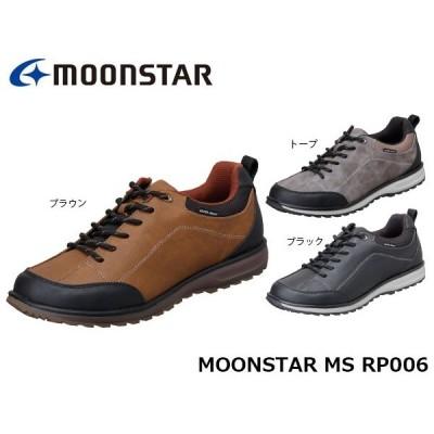 ムーンスター メンズ スニーカー シューズ MS RP006 防水設計 サラリーナ ワイド設計 4E 男性 紳士靴 靴 月星 MOONSTAR MSRP006