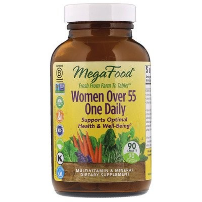 Women Over 55 One Daily