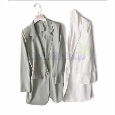 テーラードジャケット 夏 レディース アウター 入学式 フォーマル スーツ 上着 透かし 秋 カーディガン 卒業式 ボタン