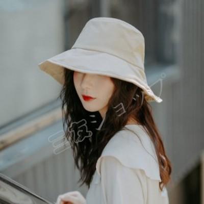 帽子 レディース つば広 UVカット 紫外線カット 日焼け対策 完全遮光 帽子 レディース 夏 日よけ帽 折りたたみ 日焼け帽子 アウトドア 通