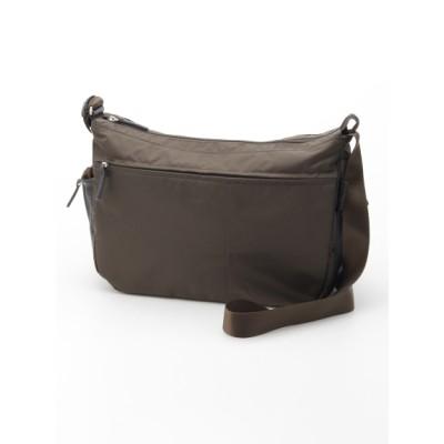 Y'SACCS(bag) (イザック(バック)) レディース コーデュラツイルショルダーLサイズ カーキ FREE