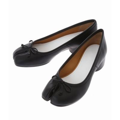 Maison Margiela / メゾン マルジェラ : 【レディース】TABI BALLET SHOES-3cm Heel- : タビ バレット シューズ : S58WZ0044-T8013