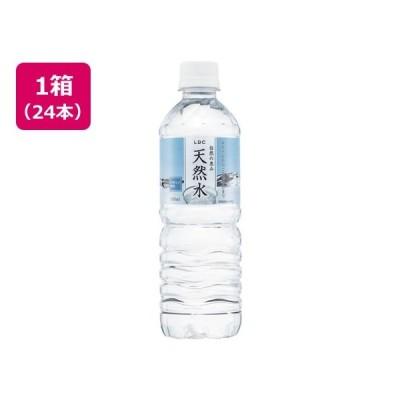 自然の恵み 天然水 500ml×24本