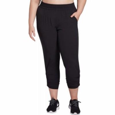 キャリー アンダーウッド CALIA by Carrie Underwood レディース クロップド 大きいサイズ Plus Size Journey Ruched Cropped Pants Pure