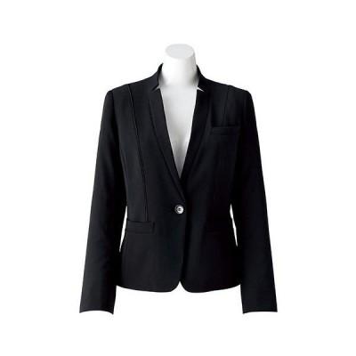 ボンマックス BONOFFICE ジャケット ブラック 17号 BCJ0109-16 1着(直送品)