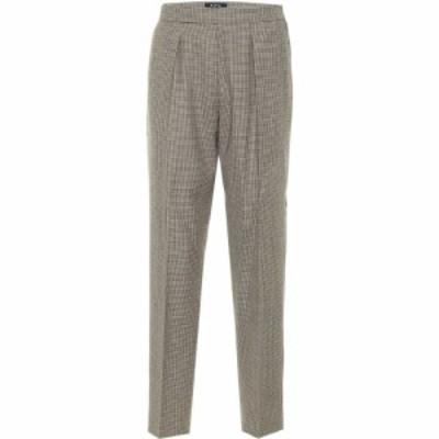 アーペーセー A.P.C. レディース ボトムス・パンツ Helen Houndstooth Virgin Wool Pants Baa Beige