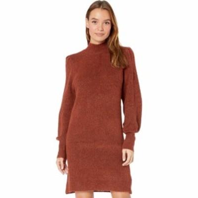 ビショップアンドヤング Bishop + Young レディース ワンピース ワンピース・ドレス Camila Sweaterdress Cognac
