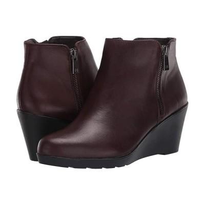 ナチュラライザー Landry レディース ブーツ Chocolate Leather