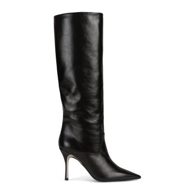 フルラ FURLA ブーツ ブラック 38 革 100% ブーツ
