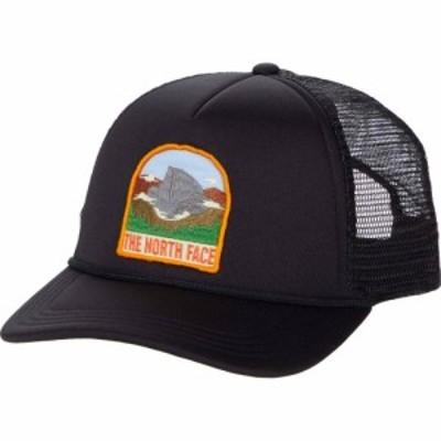 ザ ノースフェイス The North Face レディース キャップ 帽子 Valley Trucker TNF Black/TNF Black