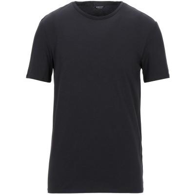 MARCIANO T シャツ ブラック XL コットン 95% / ポリウレタン 5% T シャツ