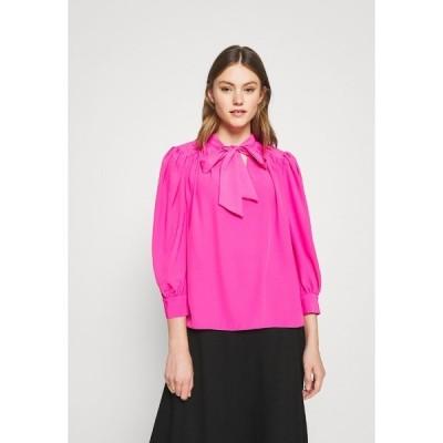 リバーアイランド シャツ レディース トップス Long sleeved top - bright pink