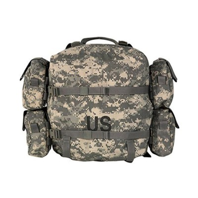 GI Molle ll Medical Pack - includes an assault pack with 8 pouches 並行輸入品