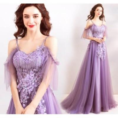 チュールスカート 姫系ドレス 大人エレガント 優雅 ホルターネック フォーマルドレス 20代30代40代 パーティードレス