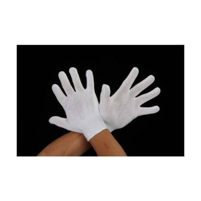 ESCO [L] 手袋(ドライブ用・綿/1双) EA354AB-1
