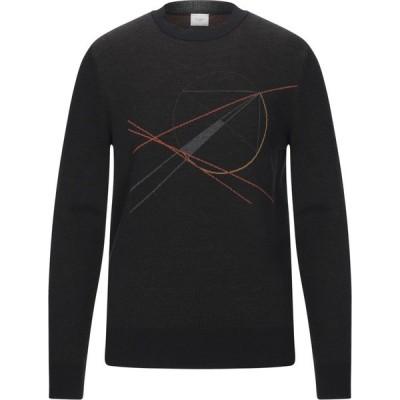 ピューテリー PEUTEREY メンズ ニット・セーター トップス sweater Black