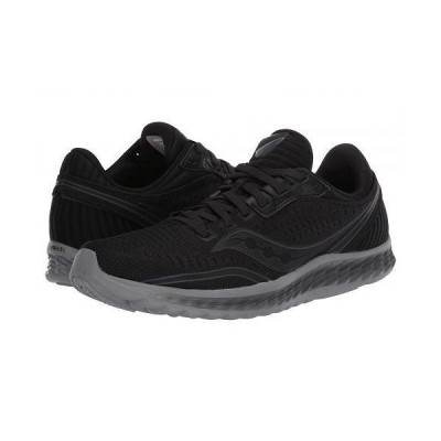 Saucony サッカニー レディース 女性用 シューズ 靴 スニーカー 運動靴 Kinvara 11 - Blackout