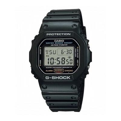 国内正規品 G-SHOCK GショックDW-5600E-1 カシオ CASIO ジーショック メンズ デジタル ブラック 20気圧防水 無機ガラス 樹脂ベルト