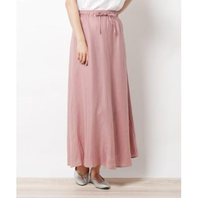Eprouve(エプローブ) リネンAラインマキシスカート