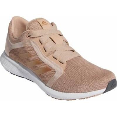 アディダス レディース スニーカー シューズ Women's adidas Edge Lux 4 Running Shoe Ash Pearl/Copper Met/FTWR White