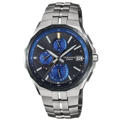 オシアナス OCEANUS 腕時計 OC・19S Mantaスマホリンク電波ソーラーチタンM OCW-S5000E-1AJF ギフトラッピング無料