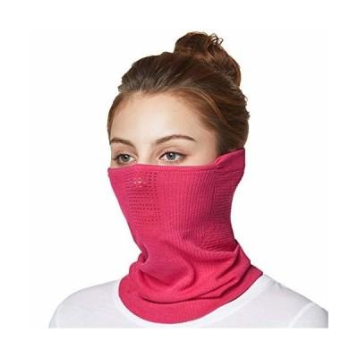 (テスラ)TESLA フェイスマスク フェイスカバー フェイスガード スポーツ マフラー 保温 軽量 洗える ネックウォ