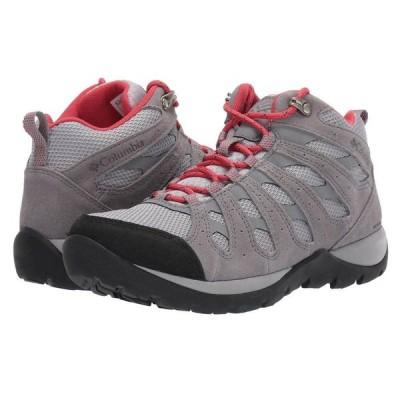コロンビア Columbia レディース ハイキング・登山 シューズ・靴 Redmond(TM) V2 Mid Waterproof Steam/Daredevil