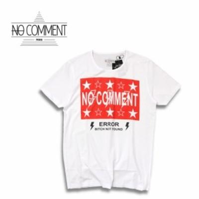 NO COMMENT PARIS ノーコメントパリ JAPAN LIMITED T shirt LTN039 WHITE 半袖 Tシャツ