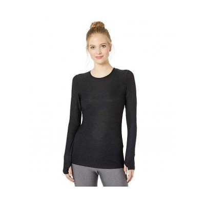 Beyond Yoga ビヨンドヨガ レディース 女性用 ファッション アクティブシャツ Classic Crew Pullover - Darkest Night
