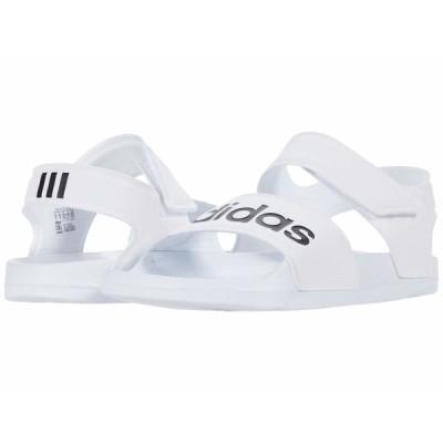 アディダス サンダル シューズ メンズ Adilette Sandal Footwear White/Core Black/Footwear White