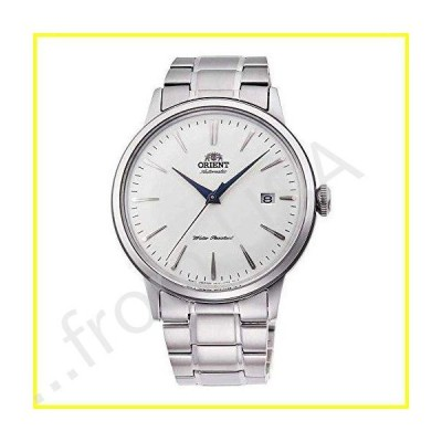 全国送料無料 オリエントORIENT 腕時計 自動巻き手巻付き Bamboバンビーノ V4 海外モデル RA-AC0005S10B メンズ