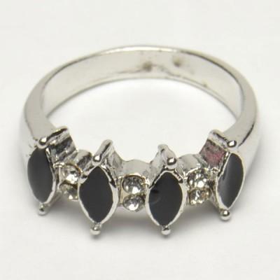 ラインストーン&フェイクストーン リング レディース メンズ 指輪 ペア アクセサリー b-re385