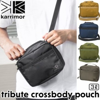 karrimor / カリマー トリビュート クロスボディ ポーチ / tribute crossbody pouch(ショルダーバッグ)