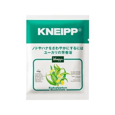 クナイプ バスソルト ユーカリの香り 40g【kneipp1】