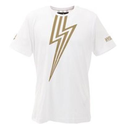Tシャツ FLASH TECH 半袖Tシャツ T00122 WHT/GLD