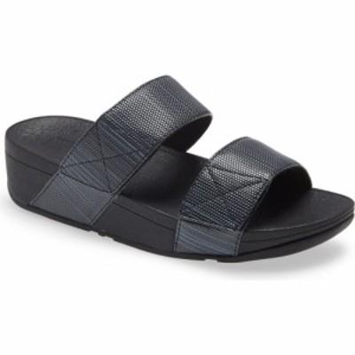 フィットフロップ FITFLOP レディース サンダル・ミュール ウェッジソール シャワーサンダル シューズ・靴 Mina Wedge Slide Sandal All
