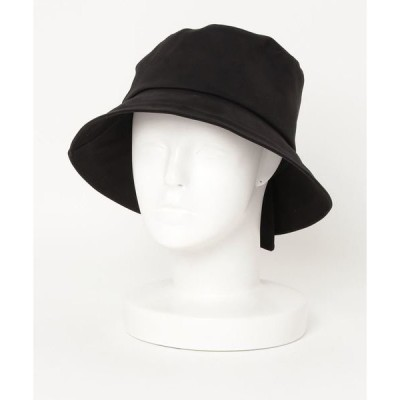 帽子 ハット [MAISON Birth / メゾンバース] SMOOTH SATIN TUCK HAT