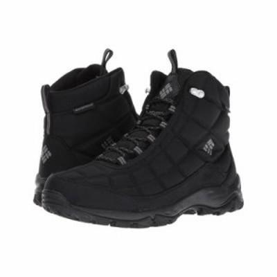 コロンビア ブーツ Firecamp Boot Black/City Grey