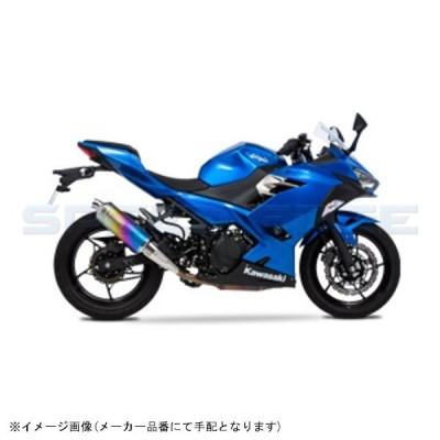[01810-6K251-00] MORIWAKI(モリワキ) Ninja400/250 18-・Z250/400 19- SlipOn Exhaust MXR ANO