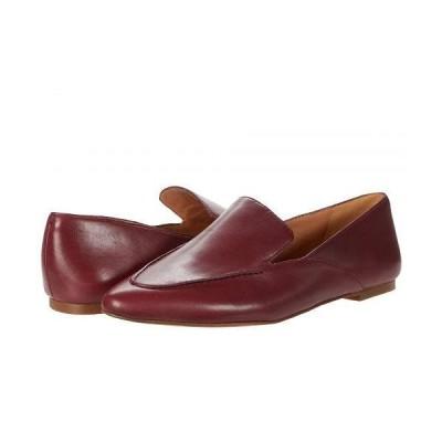 Madewell レディース 女性用 シューズ 靴 ローファー ボートシューズ Frances Skimmer - Pinot Noir