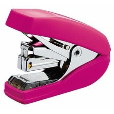 コクヨ SL-MF55-02P ステープラー フラットタイプ(ピンク)パワーラッチキス[SLMF5502P]【返品種別A】